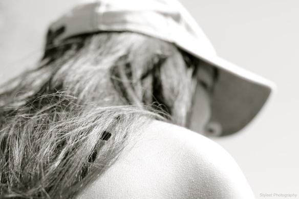 Caps-Sun-Girl